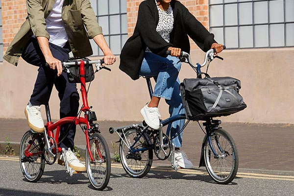 Help Me Choose Brompton Bicycle